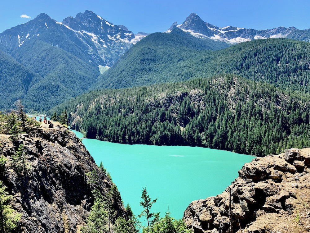 Weekend in North Cascades National Park
